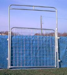 4ft tall X 5 ft long Portable Panel Bow Gate