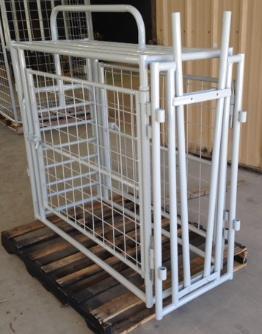 Sheep & Goat Handling Equipment   Turn/Tilt Tables, Spin ...