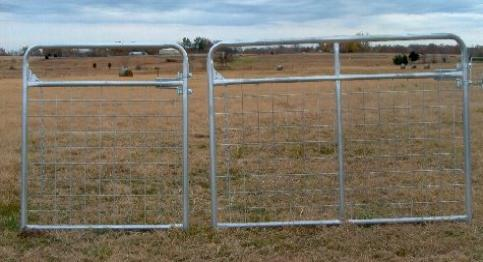 Pasture Gates for Sheep and Goats
